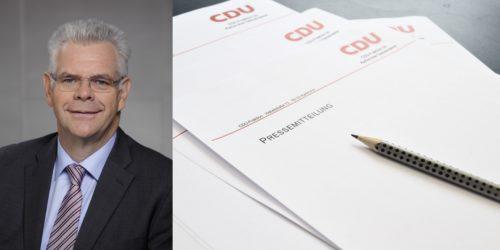 Motiv: CDU-Fraktion drängt auf rasche Umsetzung des C-Areals