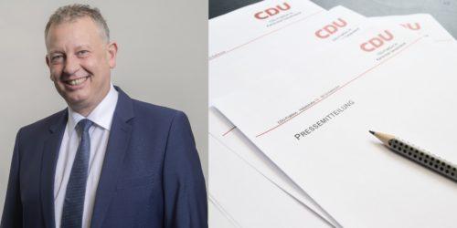 Motiv: CDU-Fraktion begrüßt Satzungsänderung zur Entlastung von Gewerbe und Gastronomie