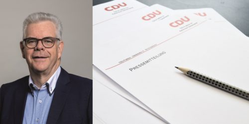 Motiv: CDU-Fraktion schockiert über Kostenexplosion bei Erweiterung und Sanierung des Staatstheaters
