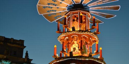 Motiv: CDU-Fraktion begrüßt Planungen der Stadt für Christkindlesmarkt 2020