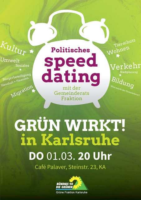 Dating cafe karlsruhe